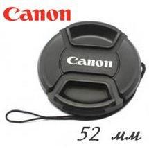 Canon lens cap 52 mm
