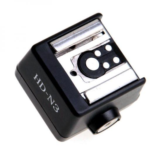 Адаптер на горячий башмак для Sony / Minolta HD-N3