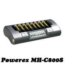 Maha Powerex MH-C800S