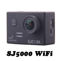 Экшен камера SJ5000 WIFI