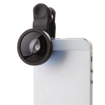 Широкоугольная линза для телефона