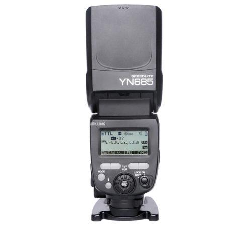 Вспышка YongNuo YN-685 для Canon