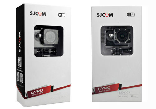 SJ5000X 4K 5