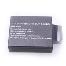 Аккумулятор для SJCAM SJ4000/SJ5000 повышенной емкости