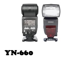Вспышка Yongnuo Speedlite YN660
