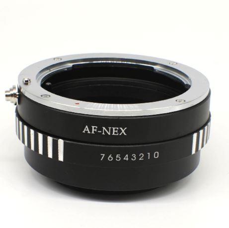 Переходник Minolta AF - NEX