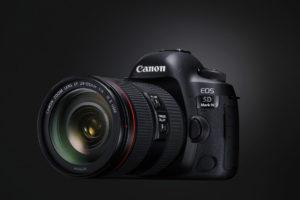 Фотографии нового Canon 5D Mark IV