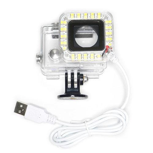 LED осветитель для Gopro