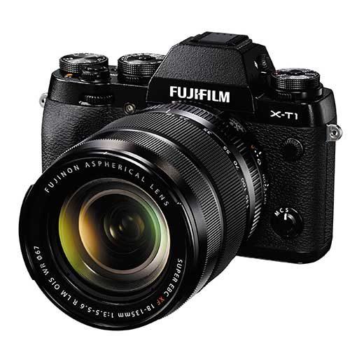 FujiFilm X-T1 Kit XF18-135mm OIS WR черный