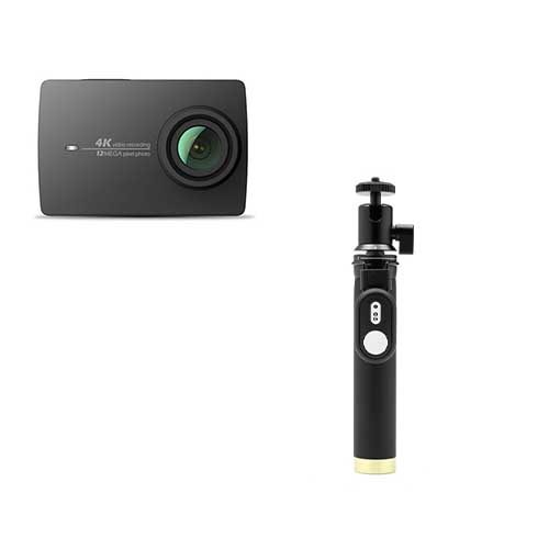 Xiaomi Yi 4K Action Camera Travel Edition