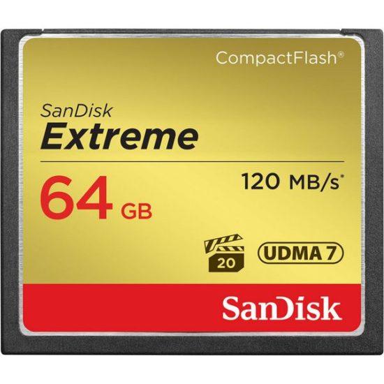 CF 64Gb Sandisk Extreme