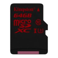 microSDXC 64Gb Kingston Class 10 UHS-I U3