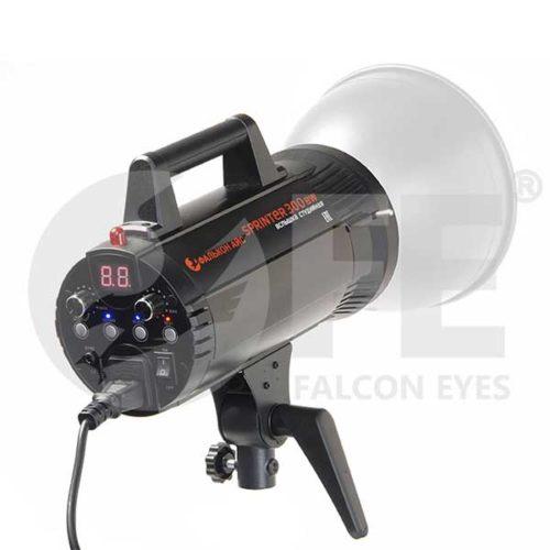Вспышка студийная Falcon Eyes Sprinter 200 BW (без рефлектора)