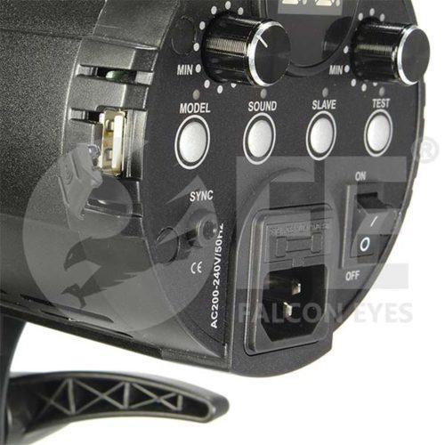 Вспышка студийная Falcon Eyes Sprinter 200 BW-3