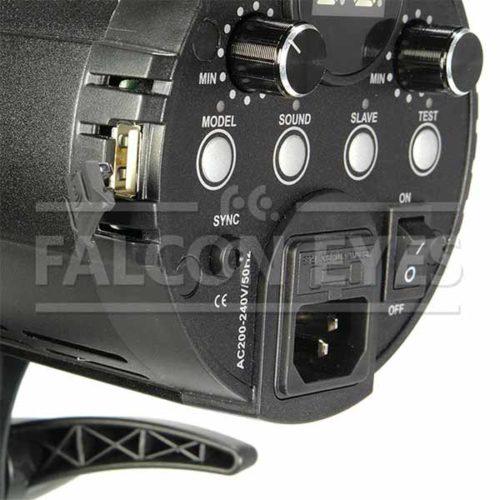 Вспышка студийная Falcon Eyes Sprinter 300 BW -3