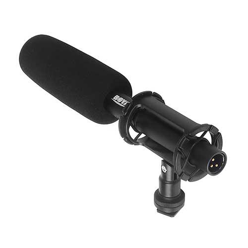 BOYA BY-PVM1000 Профессиональный конденсаторный микрофон «Пушка»