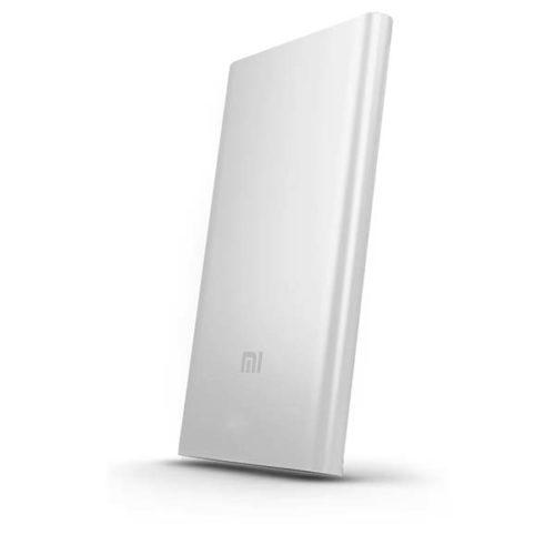 Аккумулятор Xiaomi Mi Power Bank 5000mAh Серебро