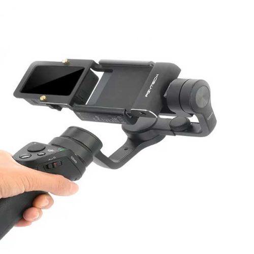 Адаптер для экшен камеры на DJI OSMO MOBILE-2