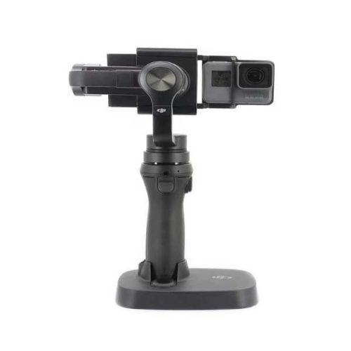 Адаптер для экшен камеры на DJI OSMO MOBILE-3