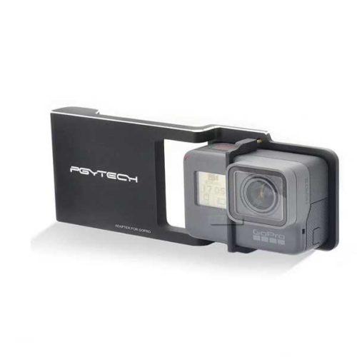 Адаптер для экшен камеры на DJI OSMO MOBILE