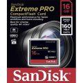 Карта памяти CF 16Gb Sandisk Extreme Pro -1