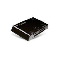 Картридер Transcend TS-RDP8 All-in-1 USB2.0 черный