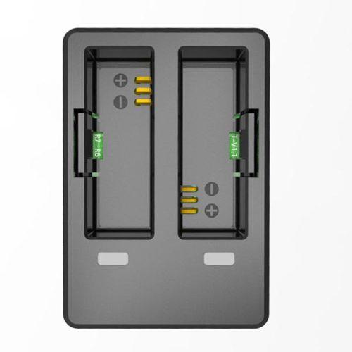 Зарядное устройство SJCAM для 2 аккумуляторов SJ7-2