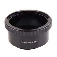 Переходник Pixco Pentacon 6 - Canon Eos