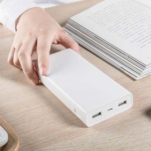 Внешний аккумулятор Xiaomi MI power bank 20000mah 2C-4