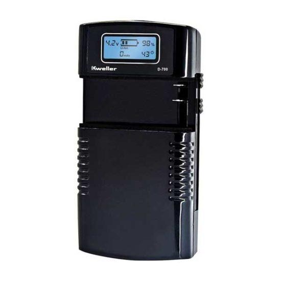 Зарядное устройство для фотоаппаратов и видеокамер Kweller D-700