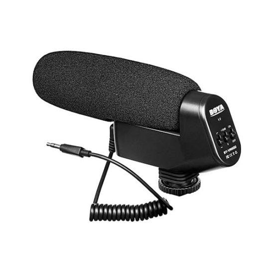 Направленный микрофон-пушка BOYA BY-VM600