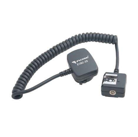 Выносной кабель TTL для вспышек Canon FUJIMI FJOC-E3