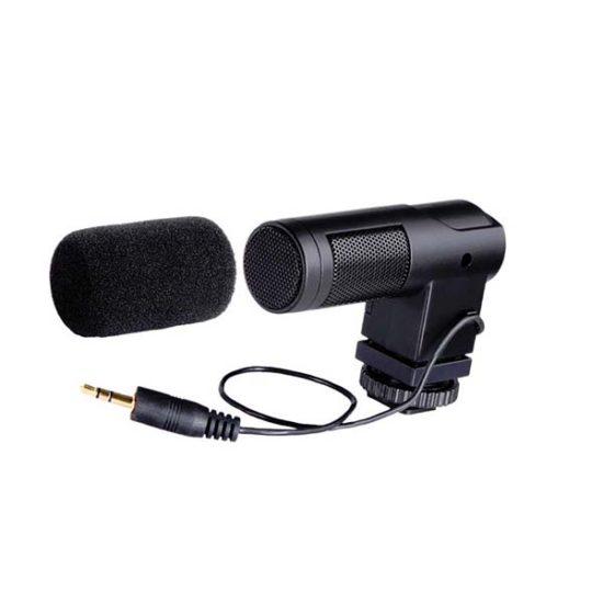 Направленный конденсаторный стерео микрофон BOYA BY-V01