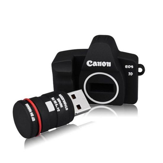 Флешка в виде фотоаппарата Canon 16Gb