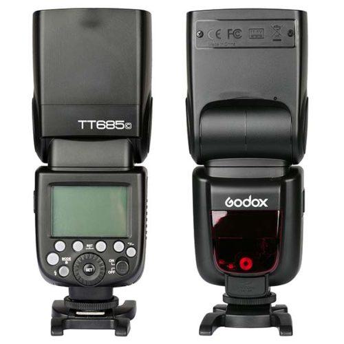 Вспышка Godox TT685 для Canon-4
