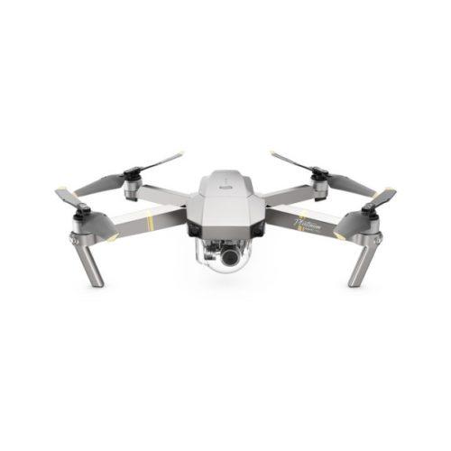 Квадрокоптер DJI Mavic Pro Platinum Combo 2