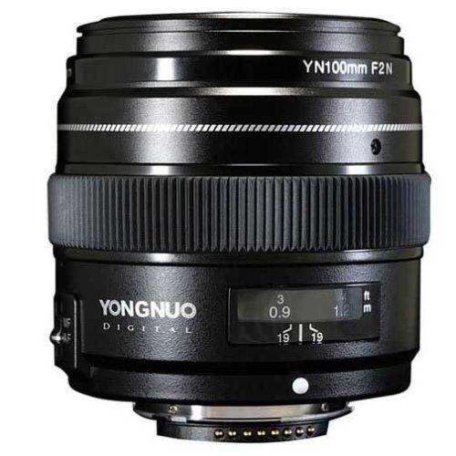 Объектив Yongnuo YN100 mm F2 Nikon
