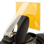 Складной держатель фильтров для встроенной вспышки фотоаппарата Strobtools ST-0216