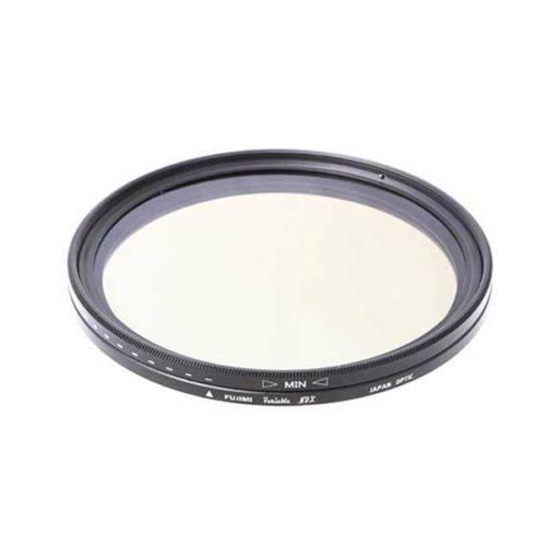 Фильтр с изменяемой плотностью FUJIMI Vari-ND filter ND2-ND400