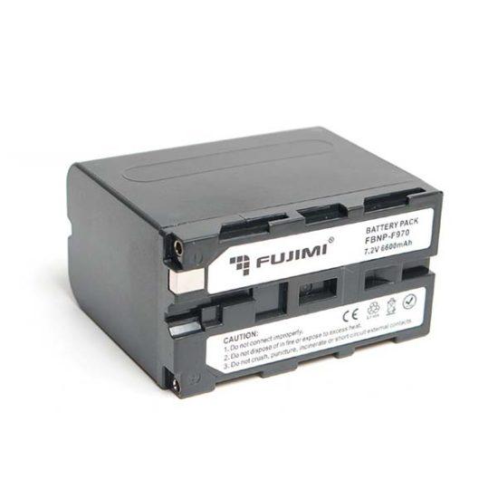 Аккумулятор FUJIMI FBNP-F970 (6600 mAh)