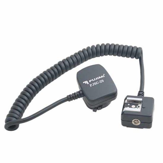 Выносной кабель TTL для вспышек Nikon FUJIMI FJSC-29