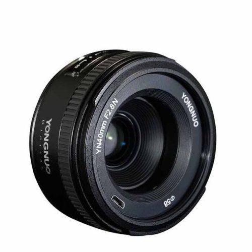 Yongnuo YN40 mm F2.8 Nikon