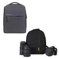 Фотосумки и рюкзаки