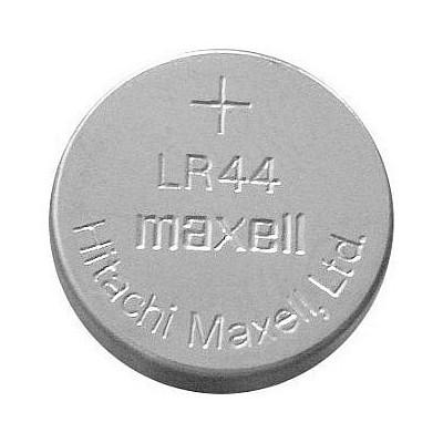 Батарейка алкалиновая Maxell LR44 (G13)