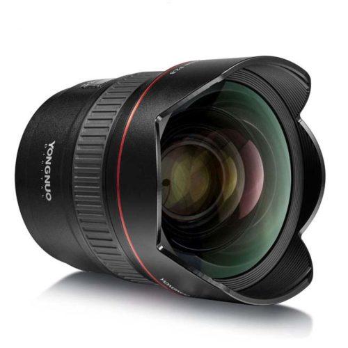 Объектив Yongnuo YN14mm F2.8 для Canon