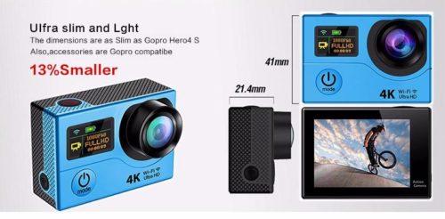 Экшн-камера Eken H8 Pro 4