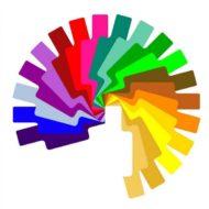 Комплект гелевых фильтров для накамерной вспышки 20 цветов