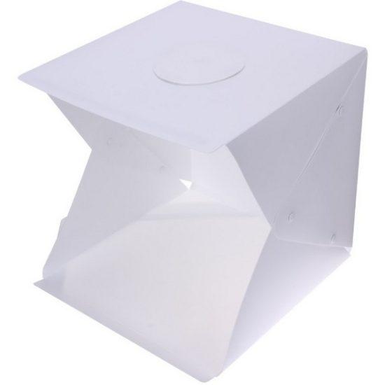 Фотобокс 40 см с регулируемой LED подсветкой