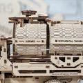 Деревянный 3D конструктор UGEARS Автоцистерна-6