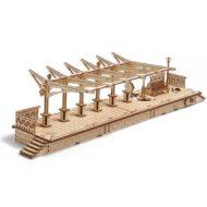 Деревянный 3D конструктор UGEARS Перрон